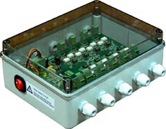 Gilbarco interface board