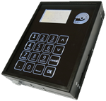 Pinpad self-service terminal for petrol stations