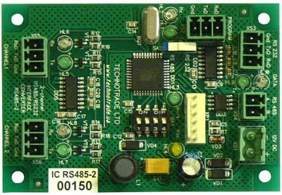 Преобразователь интерфейсов RS485-2