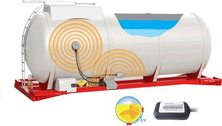 AlphaSonic-30 level sensor type