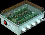 Преобразователь интерфейсов для ТРК NP
