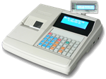 Fiscal printers and cash registers for petrol stations