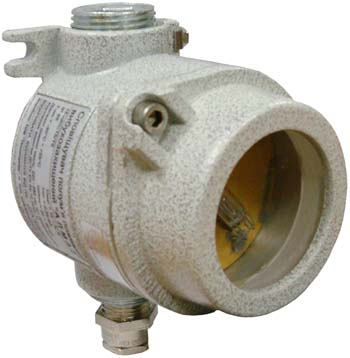 Flame sensor (explosion-proof version 1ExdIICT6 / T5)