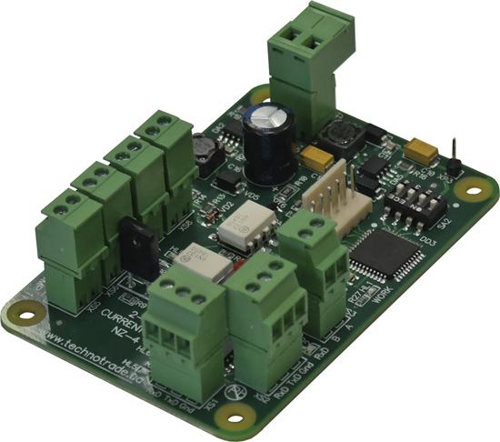 NZ-4 interface converter credit card size