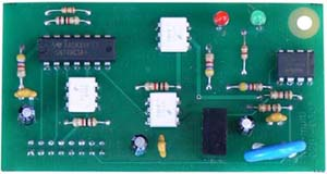 Nuovo Pignone RS-485 interface boards