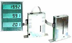 Отcчетное устройство для топливораздаточных колонок (вариант 1х2)