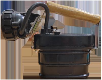 випромінювач особливовибухобезпечний акумуляторний ручний Ліхтар-УФ