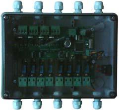 Управление электромеханическими топливораздаточными колонками