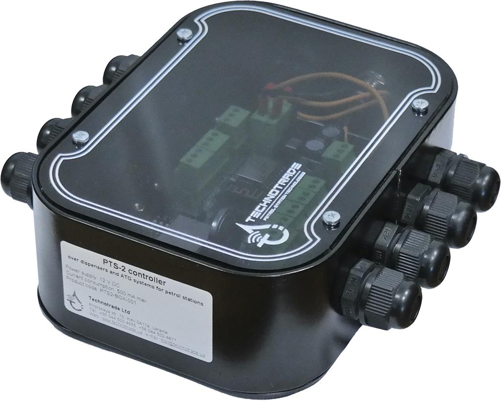 PTS-2 controller box