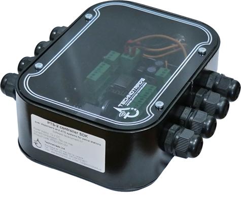 PTS-2 controller software development kit