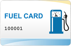 Mifare type card identifier with image