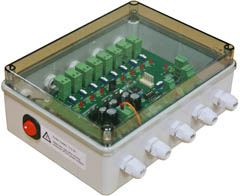 Compac interface board