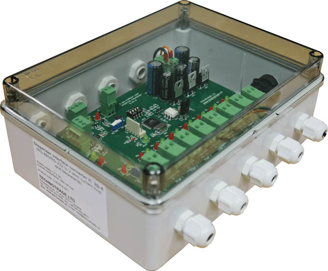 NZ8 interface pump converter in box