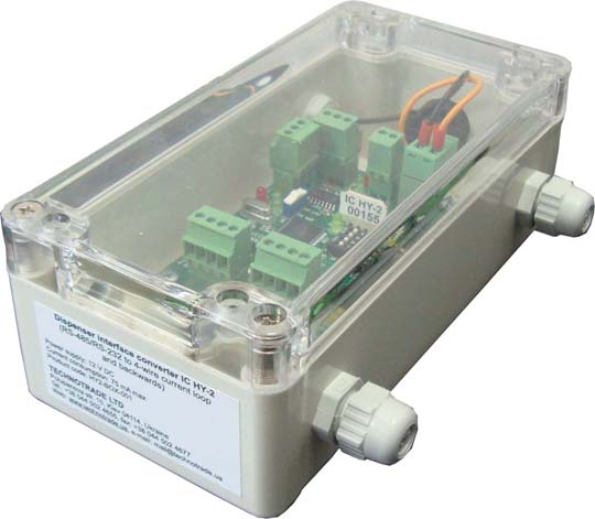 HY8 interface converter in box
