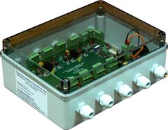 HY8 dispenser interface converter