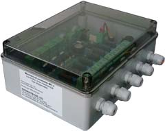 Mechanical pump control module