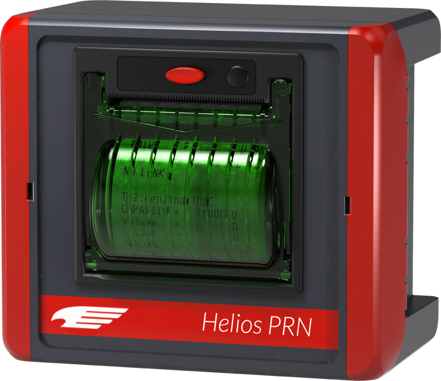 Helios PRN wall mounting printer