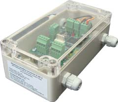 Nuovo Pignone dispenser interface unit