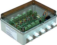 Nuovo Pignone dispenser interface board