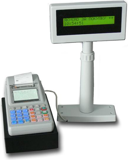 Универсальный специализированный контрольно-кассовый аппарат для АЗС, АГЗС и АГНКС