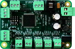 PTS controller PCB