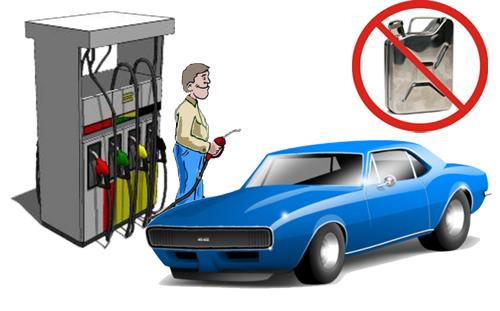 Система выявления и фиксирования фактов мошенничества и воровства бензина